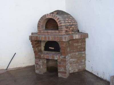 HORNOS ARTESANOS DE OBRA hornos de leña Pinterest Horno, Horno