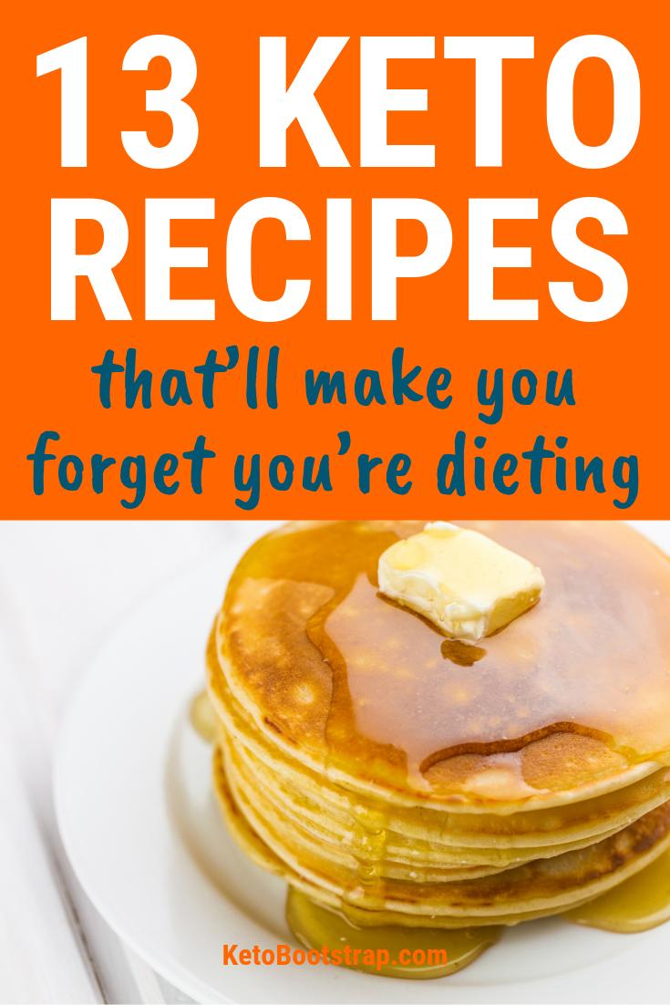 Easy Keto Recipes: 13 Easy & Delicious Ketogenic Recipes images