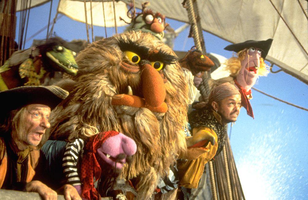 The Way We Loved Muppet Treasure Island   Retro   Oh My Disney