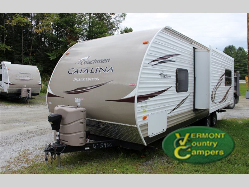 Used 2013 Coachmen RV Catalina Deluxe Edition 25RKS Travel
