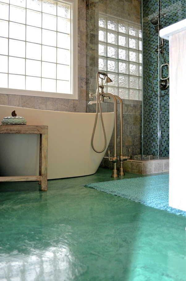 Microtopping In Bathroom Remodel Stained Microtoppings Pinterest Cool Bathroom Remodel Las Vegas Minimalist