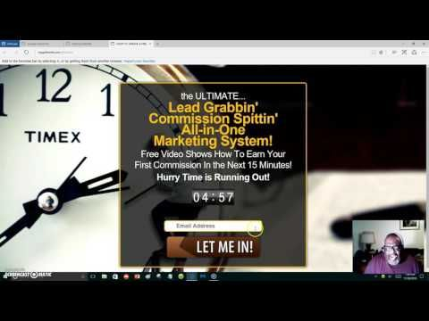 lead lightning how to promote generate traffic all about