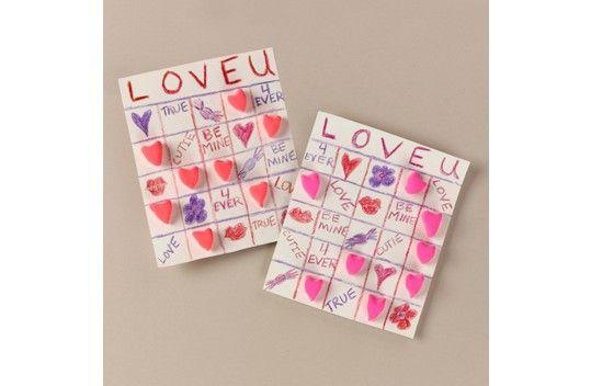 Crayola® Love U Bingo