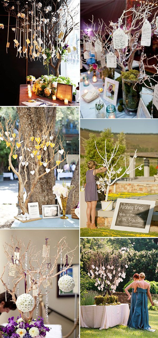 MustSee NonTraditional Wedding Guest Book Alternatives