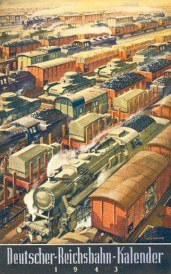 Reichsbahn-Kalender 1943