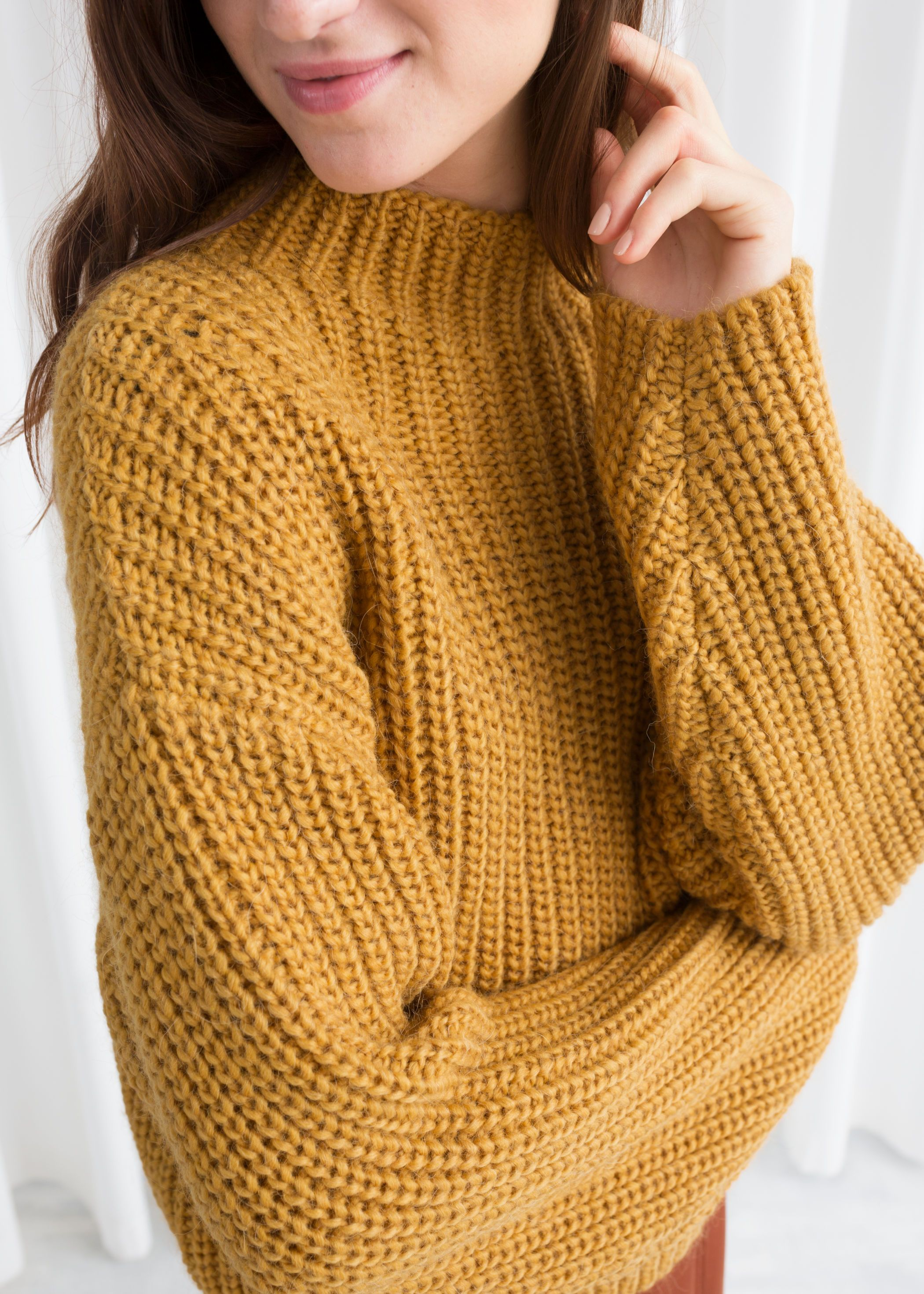 zoomed image Pullover, Sweatshirt, Cool Outfits, Casual Outfits, Hipster,  Chunky Wool b4214f946e