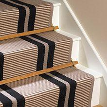Best Stair Rod Wood Oak Edwardian Gloss Stair Rods Carpet 640 x 480