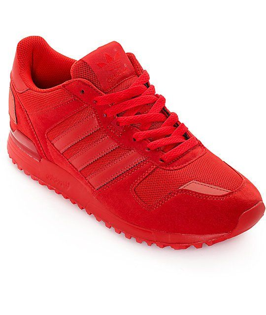 e37b7fa5965c Grab a statement making pair of running inspired retro style adidas ZX 700  shoes with an