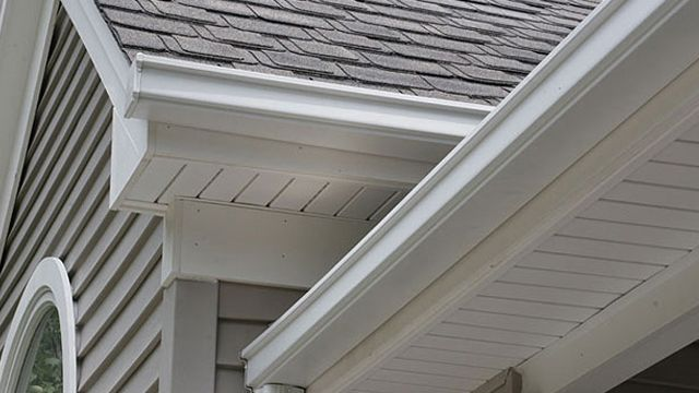 Few Must Know Facts On Seamless Gutters How To Install Gutters Seamless Gutters House Siding