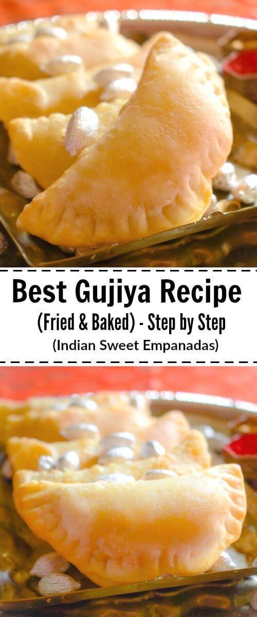 Best gujiya recipe indian sweet empanadas fried and baked best gujiya recipe indian sweet empanadas fried and baked forumfinder Choice Image