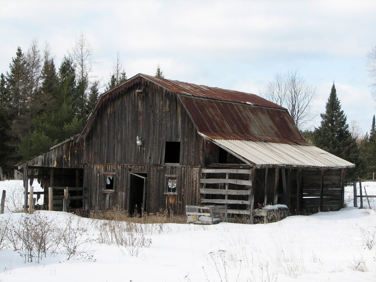 Farms Building Rustic Farm Barn Vintage 57 Wallpaper