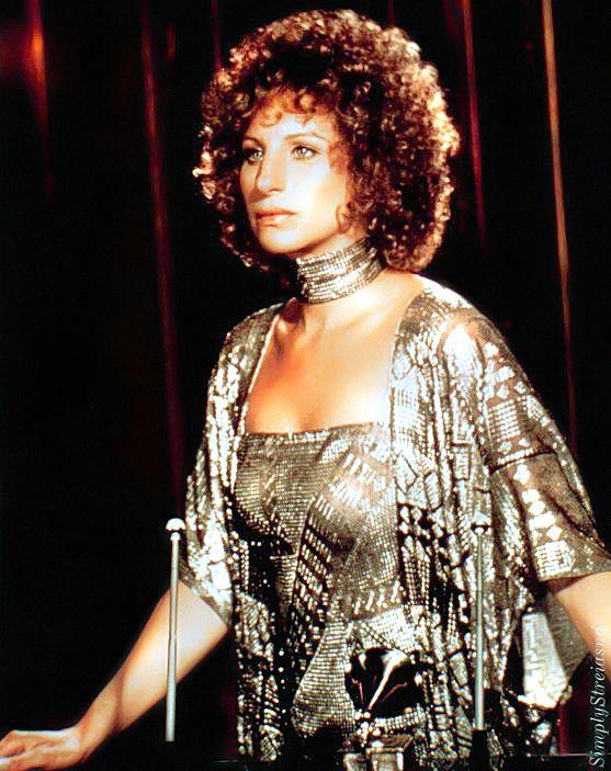 Barbra Streisand In A Star Is Born 1976 Barbra A Star Is Born