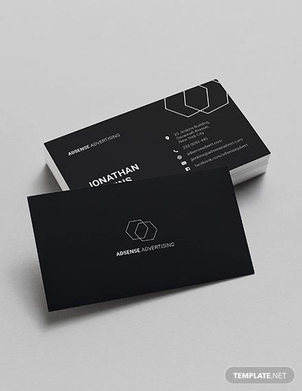 Minimalist Business Card Template Google Search Business Card Design Doterra Business Cards Template Business Card Template Word