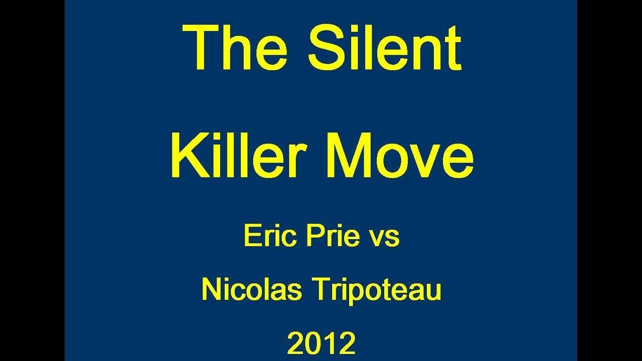 Eric Prie vs Nicolas Tripoteau France 2012