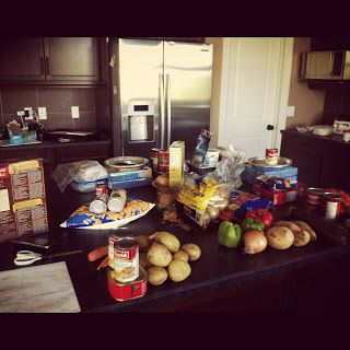 Life's Little Moments: Freezer Meals