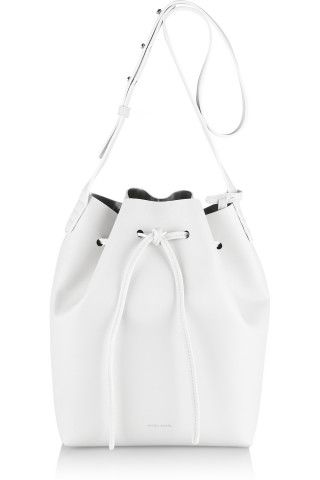 Mansur Gavriel | Leather bucket bag | NET-A-PORTER.COM, O.M.G. Start buying, NOW. They have the Bucket Bag. Where will you tote yours? http://keep.com/mansur-gavriel-leather-bucket-bag-net-a-portercom-by-shanisilver/k/1Ijj27gBNA/