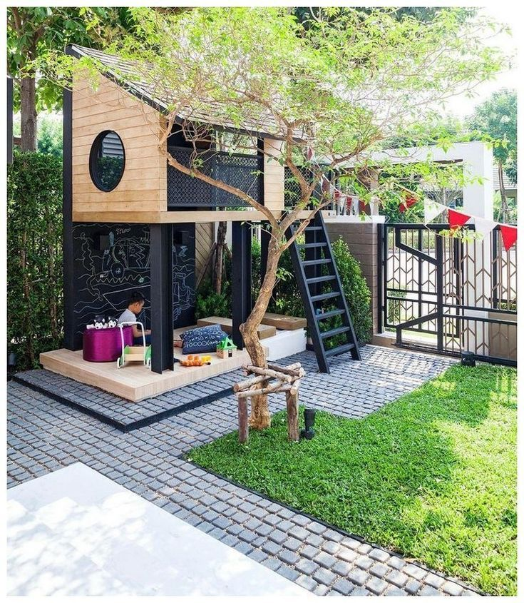 48 small backyard landscaping ideas 33 #kleinegärten