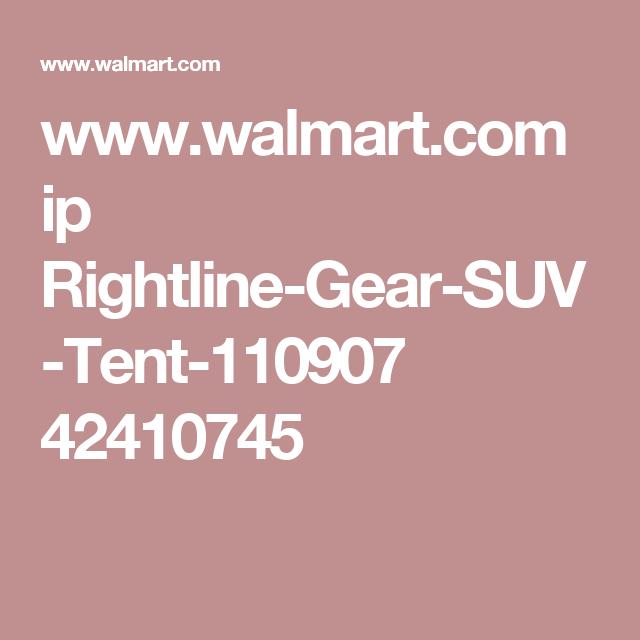 .walmart.com ip Rightline-Gear-SUV-Tent-110907 42410745  sc 1 st  Pinterest & www.walmart.com ip Rightline-Gear-SUV-Tent-110907 42410745 ...