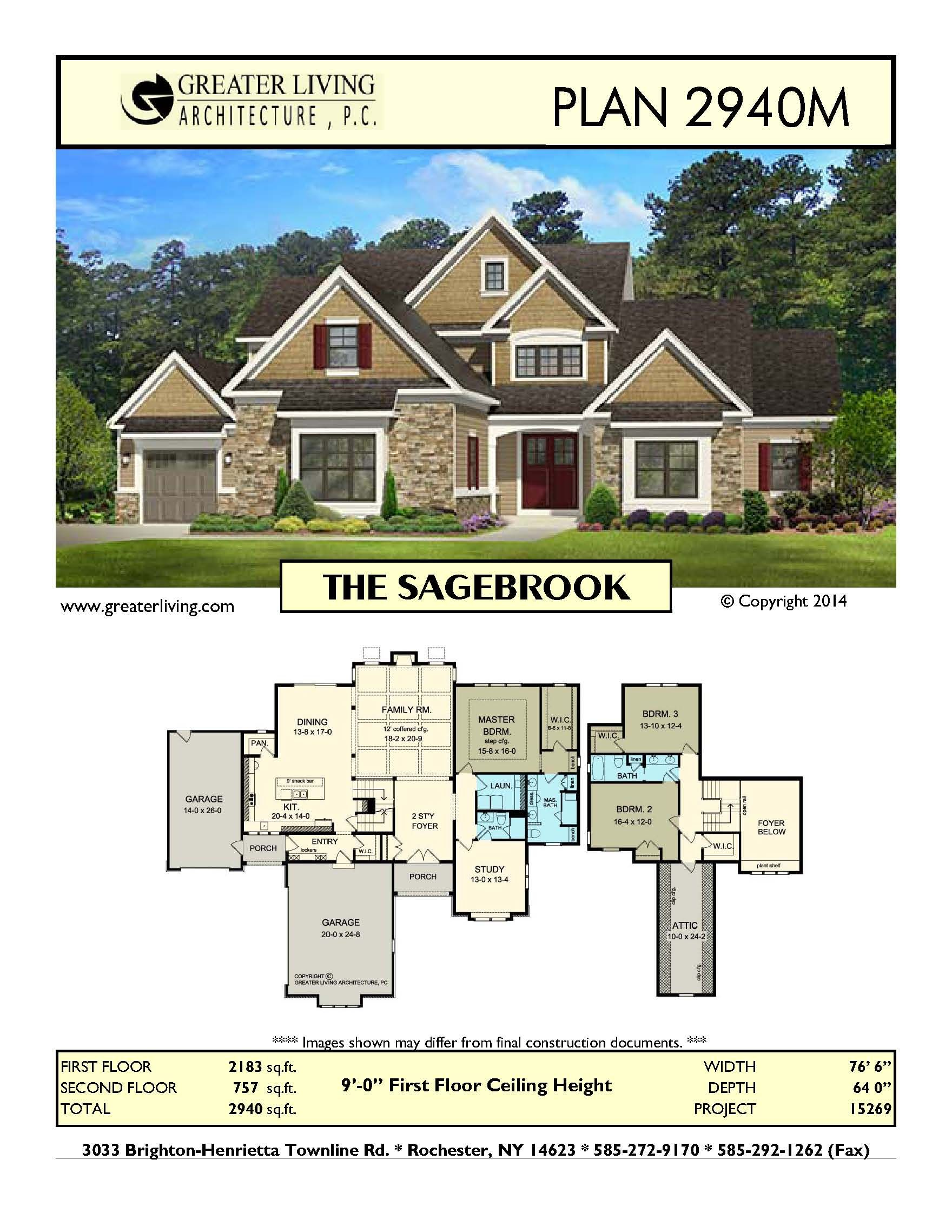 Plan 2940m The Sagebrook House Plans Two Story House Plans 1st Floor Master Greater Living Architecture Sims House Plans Architecture House Layouts