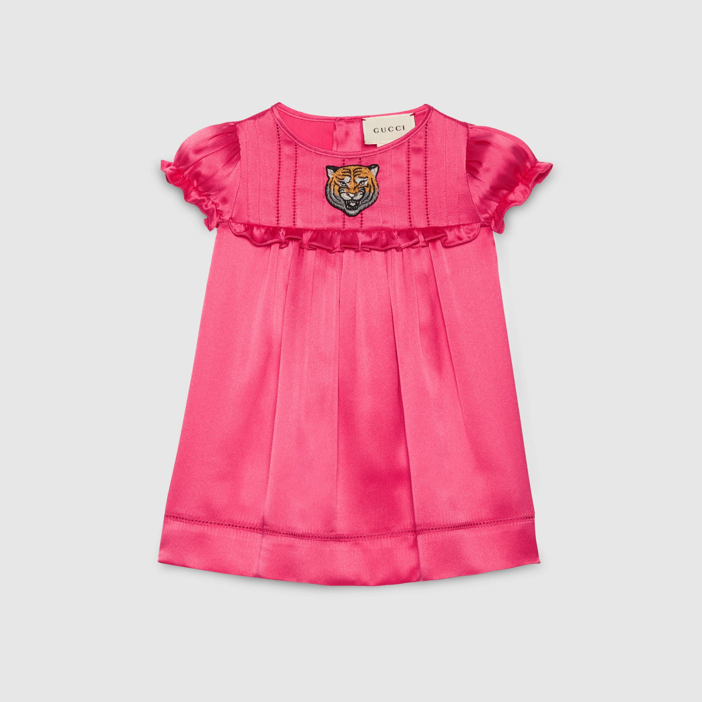 gucci satin dress baby toddler pinterest babies satin