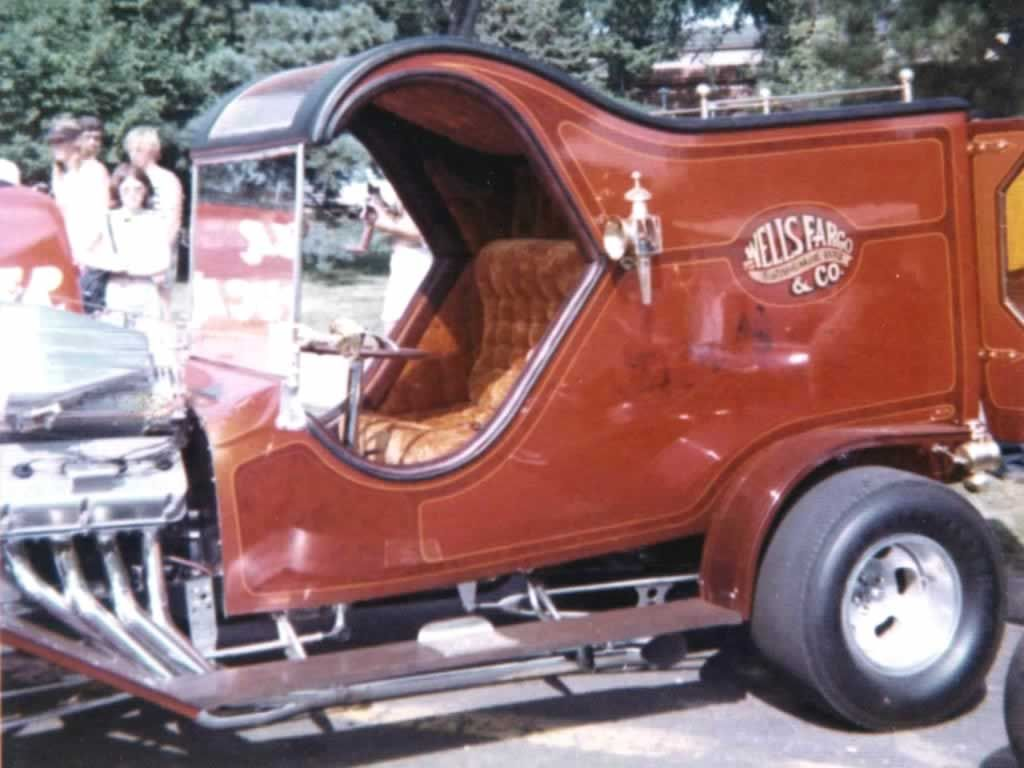 C cab surf woody for the big
