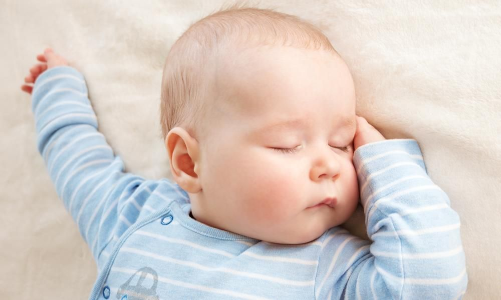 How Long Do You Swaddle A Baby For Sleep-Baby Not Sleeping With Helmet