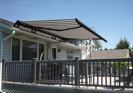 Nu Image Retractable Roof Mount Awning