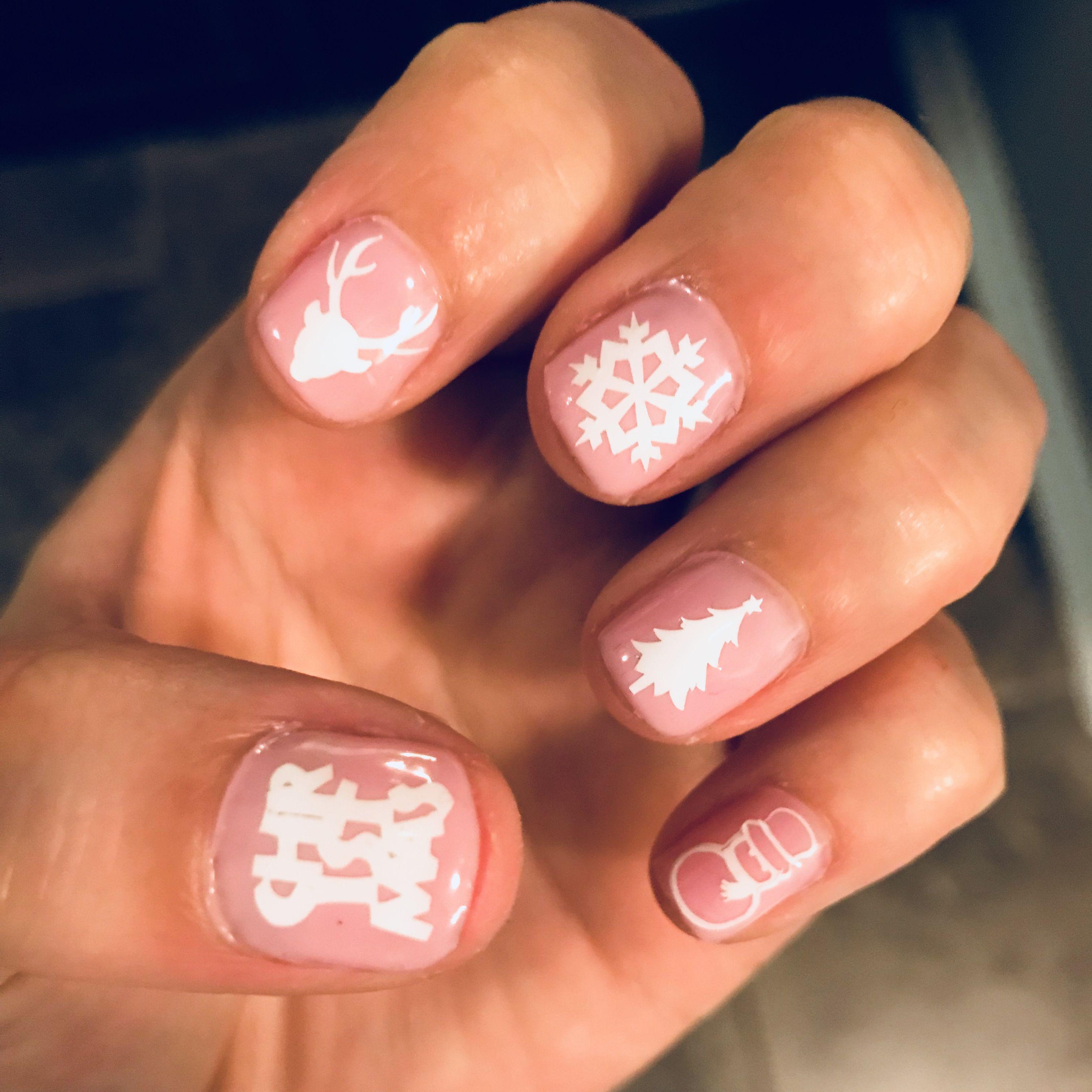 diy nail stickers cricut