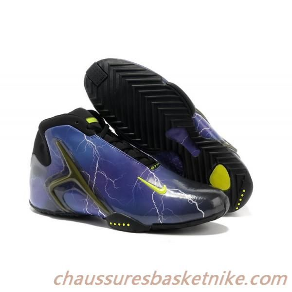 hot sale online a6625 98b6b Nike Zoom Hyperflight PRM foudre Ultraviolet Volt-Noir Chaussures Magasin