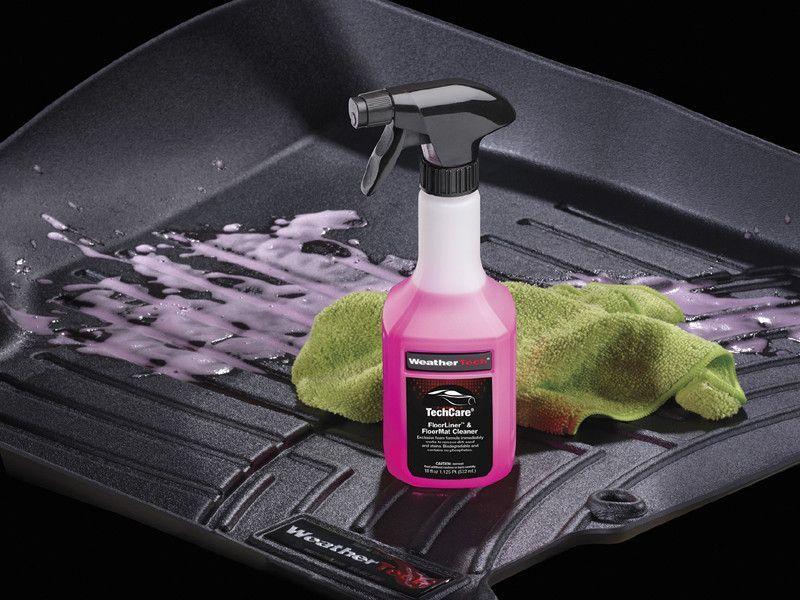 C7 Corvette WeatherTech TechCare Floor Mat Cleaner