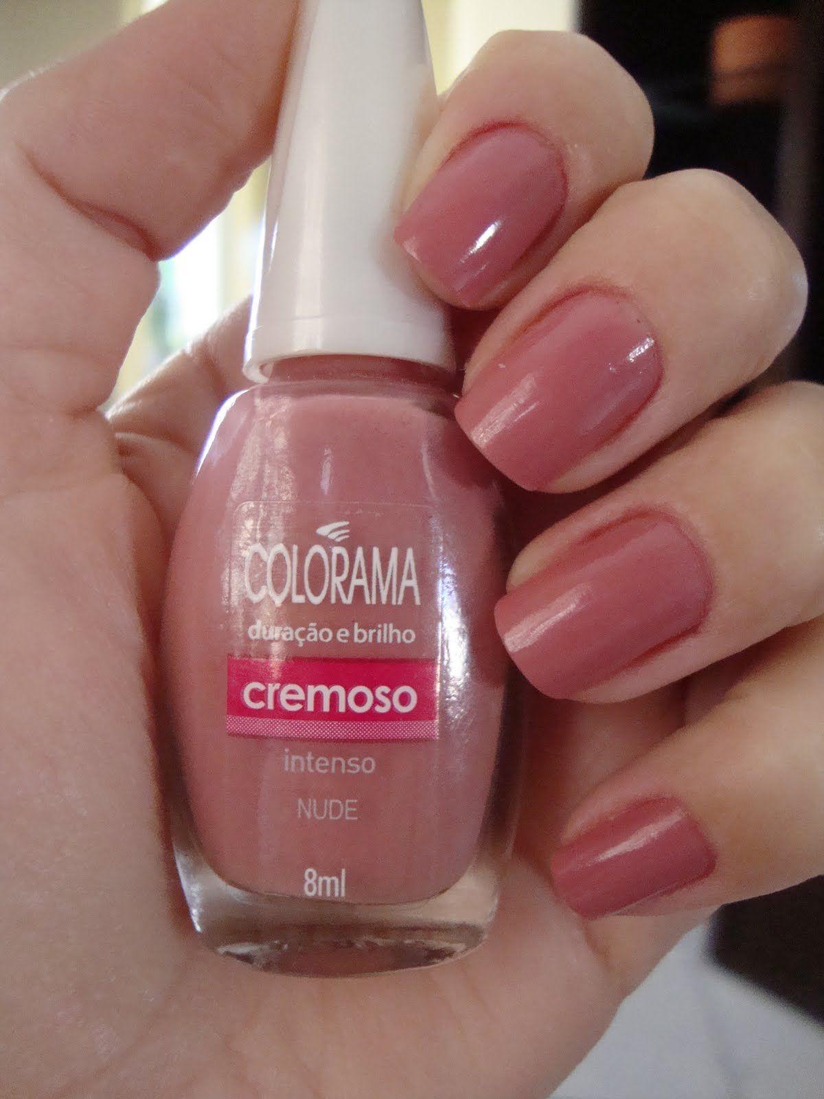 esmalte nude colorama - Pesquisa Google | Nails Nails Nails ...