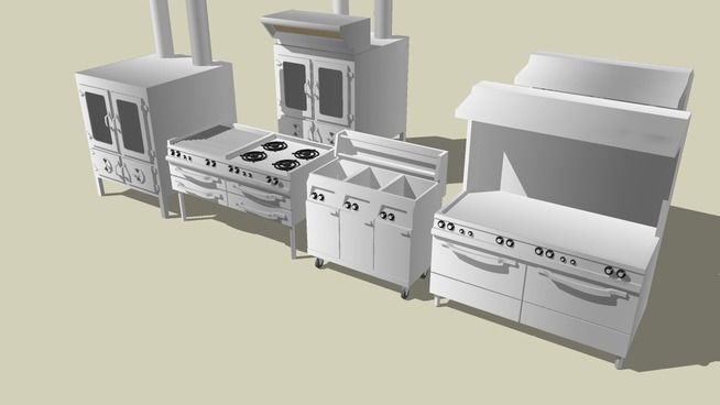 Best Commercial Kitchen Appliance Pack Commercial Kitchen 640 x 480