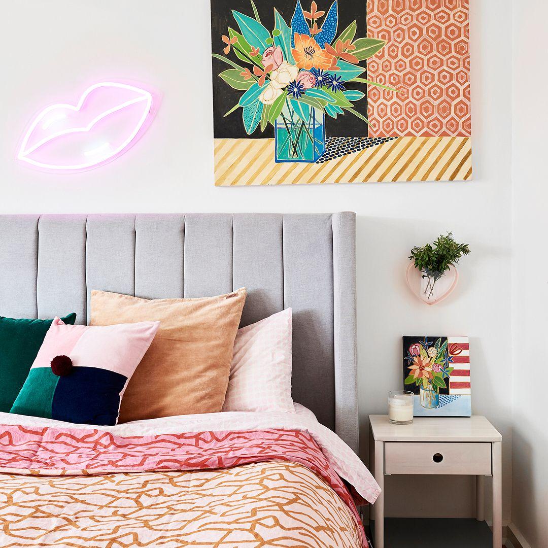 """Australia\'s Top Design Blog on Instagram: """"HOME · The joyful family ..."""