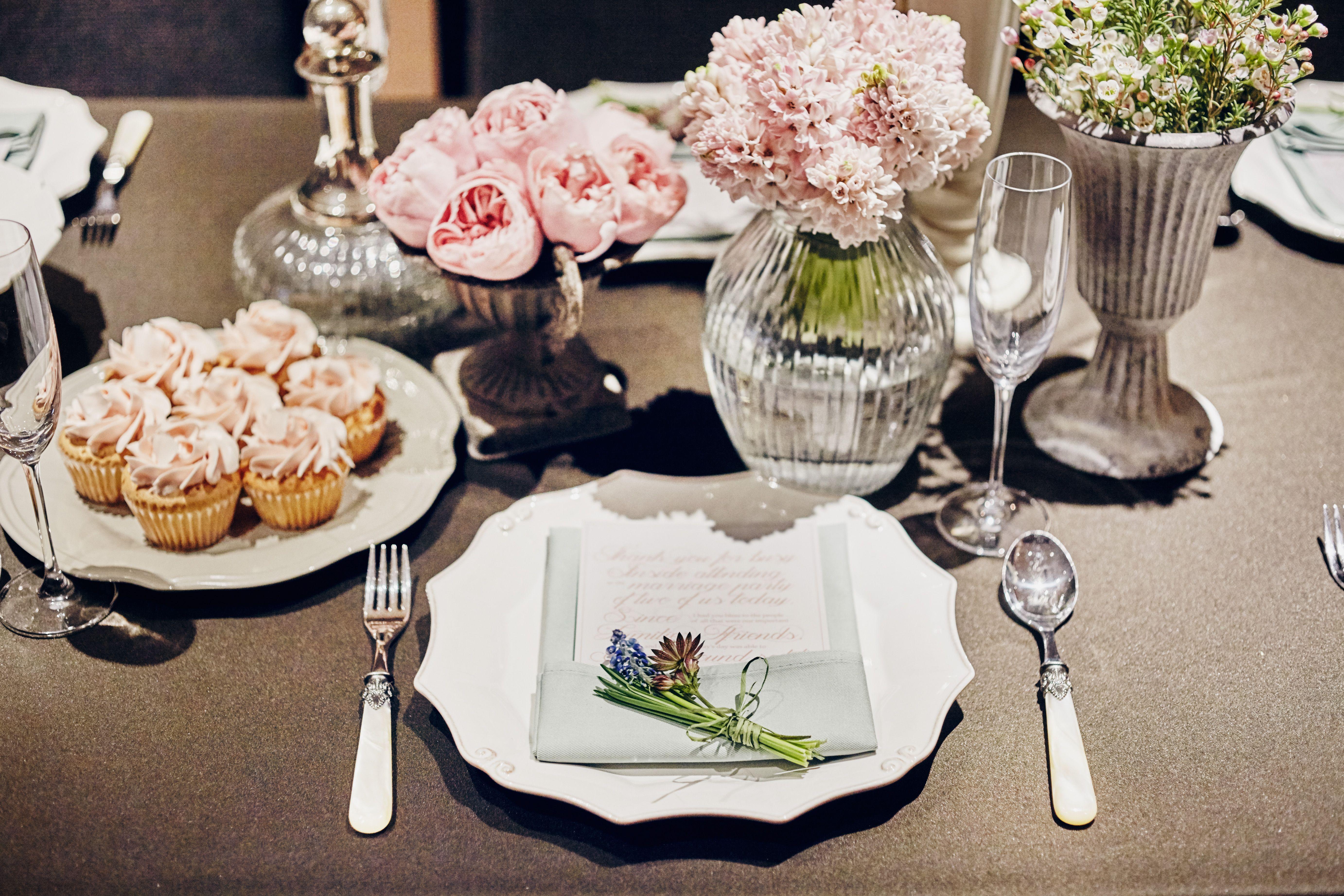 #novarese#VressetRose #Wedding #pink #tablecoordinate#smokypink #natural #Flower #Bridal #ノバレーゼ#ブレスエットロゼ #ウエディング# ピンク #スモーキーピンク #シンプル#ゲストテーブル  #テーブルコーディネート # ブライダル#結婚式