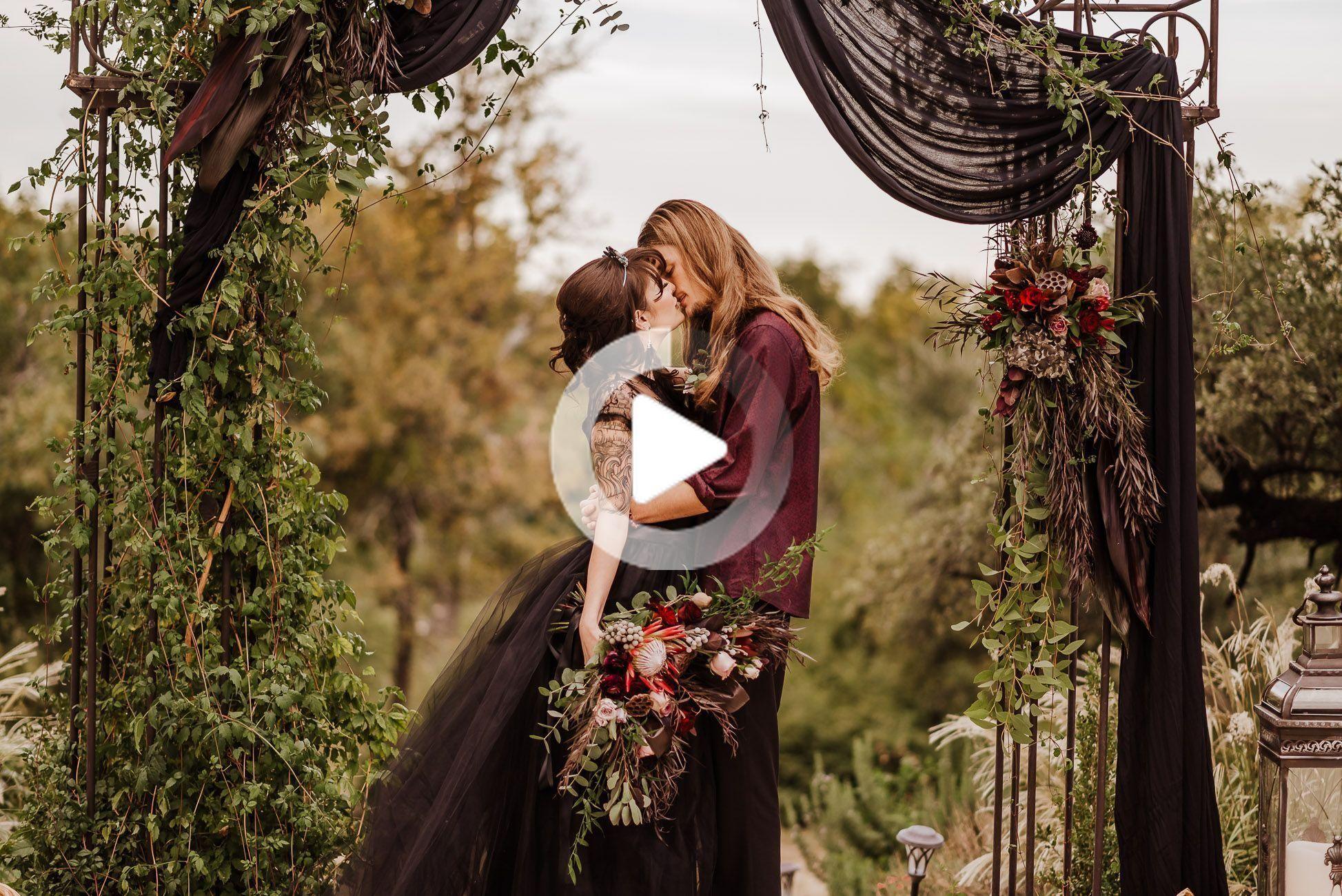 Dfw Halloween 2020 Matrimonio di Halloween | Sede dei giardini nascosti in 2020 | Dfw