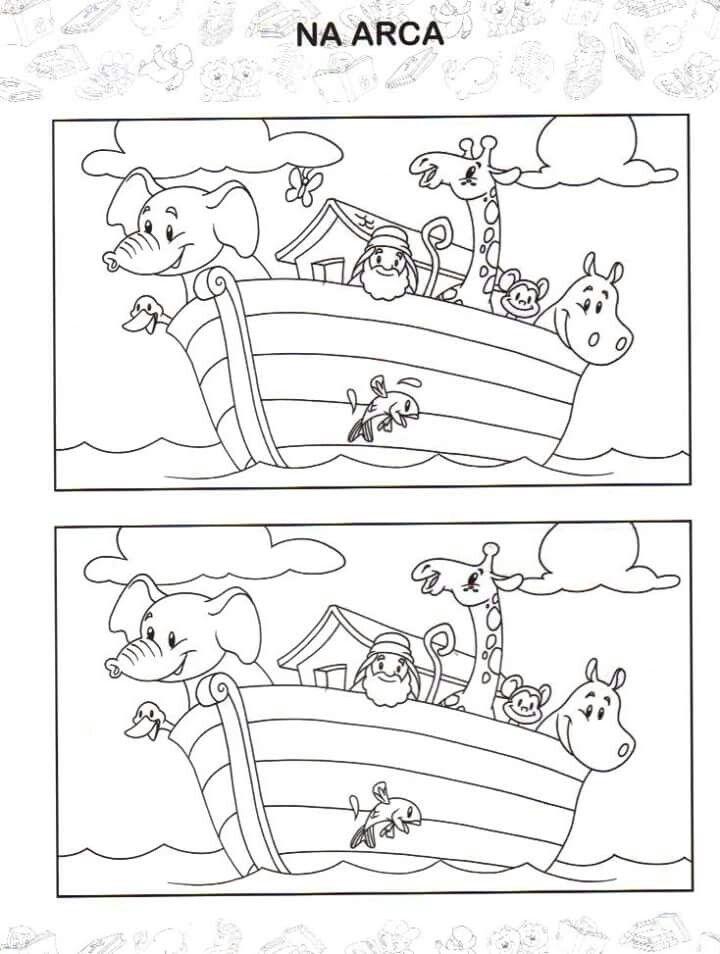 Pin de Rosette Zota en STORY OF BIBLE | Pinterest | El arca de noe ...