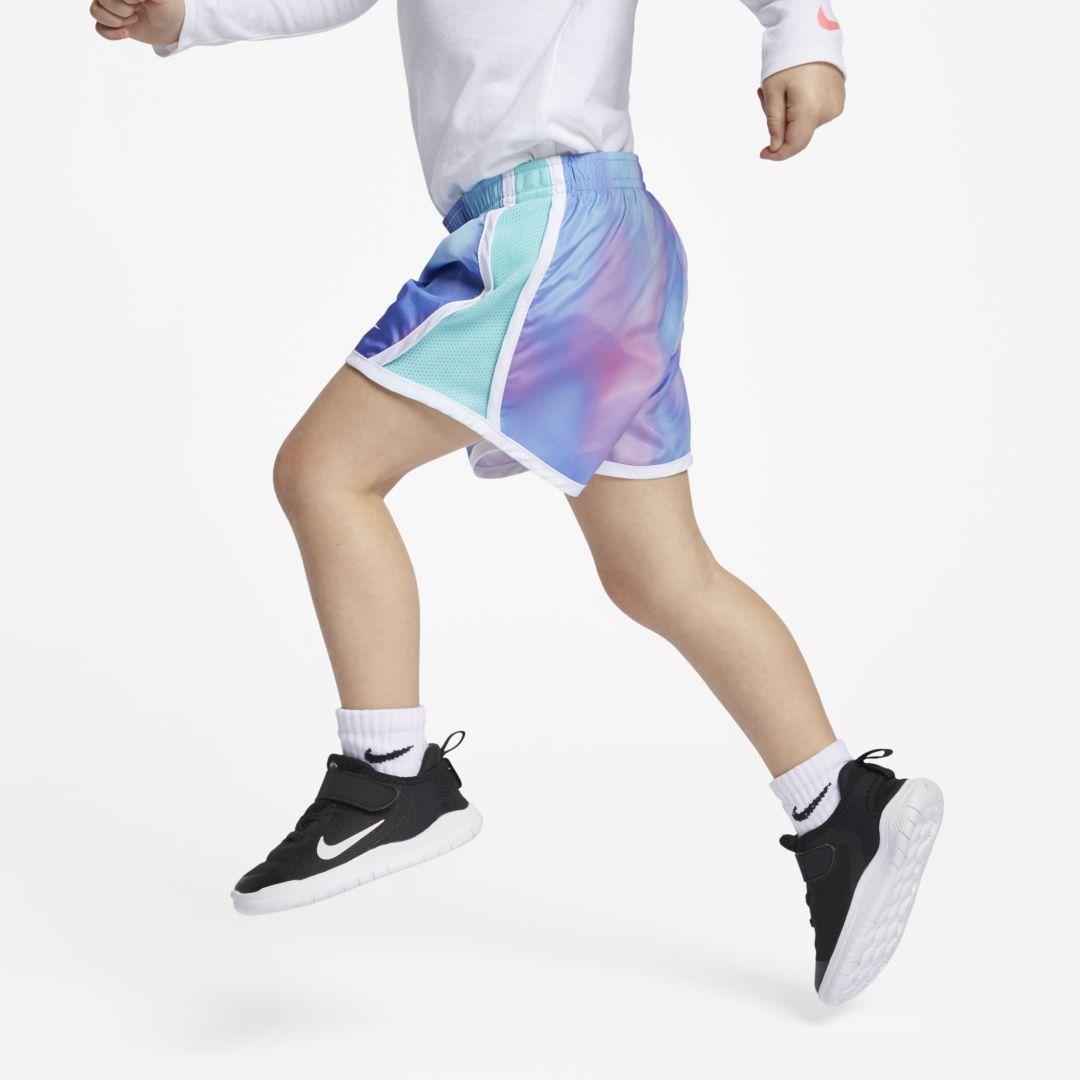 938d499841 Nike Dri-FIT Tempo Little Kids' Shorts Size 6X (Twilight Pulse ...