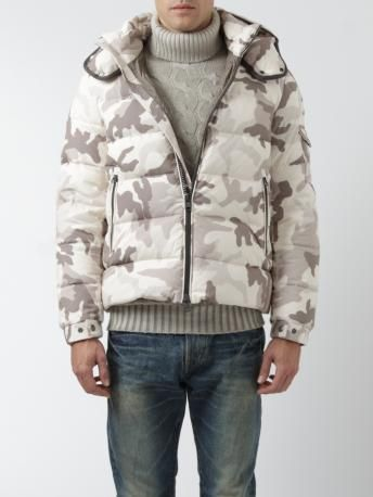 Moncler camouflage jacket