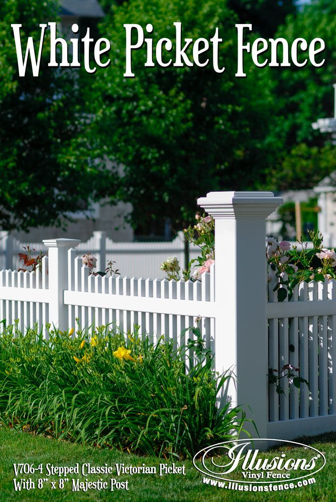 11 Stunning Images Of The American Dream White Picket Fence