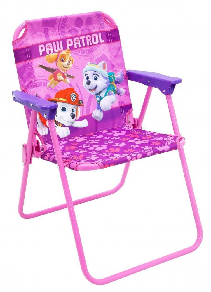 Kids Patio Chair Kids Patio Chair Patio Chairs Paw Patrol Girl