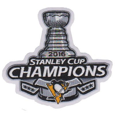 Pittsburgh Penguins 2016 Stanley Cup Champions Patch - $14.99