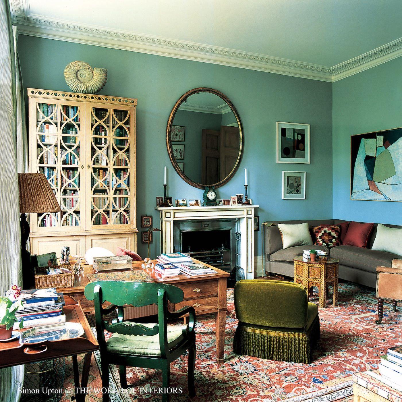 London Apartments Exterior: London Apartment – Sibyl Colefax & John Fowler