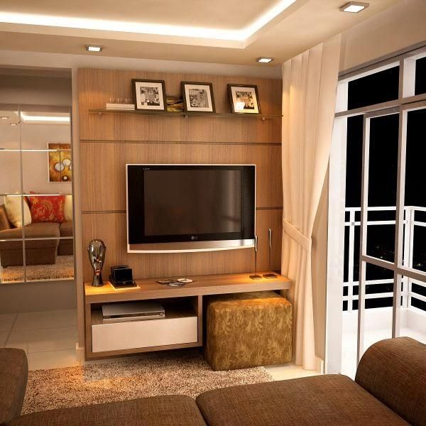 Stretching Interior Design Visually To Create Bright Rooms