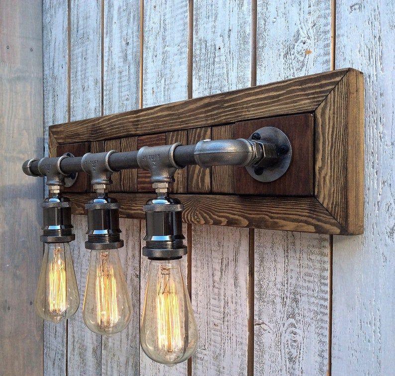 Pin On Vanity Light Fixtures