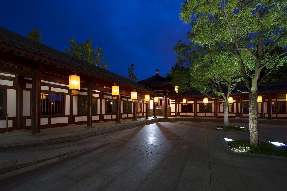西安style_西安---大唐芙蓉院 | Lighting design, Classical architecture, Chinese style