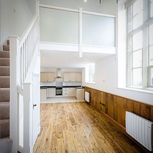 Glass Staircase Balustrade Kit: Here We Have A Staircase With Glass Balustrade. This Has