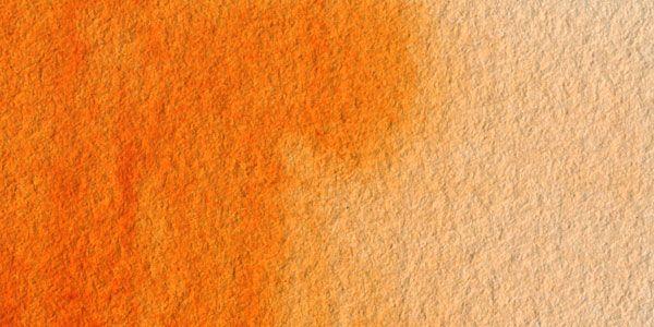 orange and saffron fade....