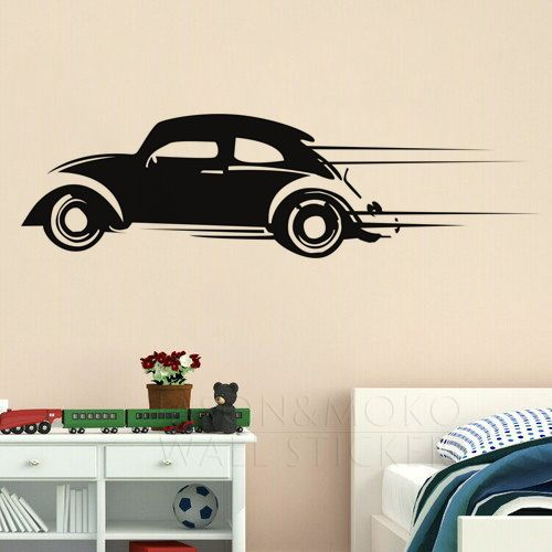 Car Wall Sticker
