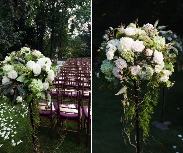 Choosing Flowers For Your Wedding Fl Décor Flower Arrangements Colin Cowie