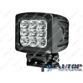 90w 12v Led Motorcycle Working Light Cree Square 5 3 Ce E Mark Can Be Widely Used For Motorcycle Etc All Vehicle This 90w Led Work Light Work Lights Work Lamp